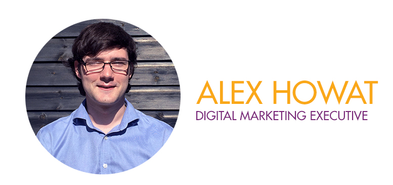 Alex Howat - Digital Marketing Executive