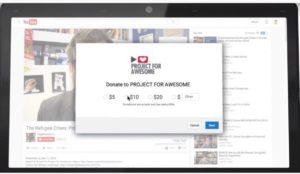 YouTube Nonprofits Programme
