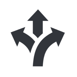 Distribution Arrow