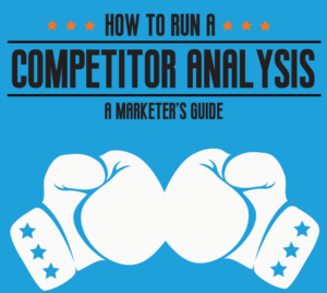 How To Run A Competitor Analysis eBook