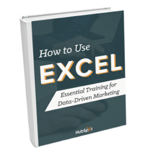 How To Use Excel - eBook