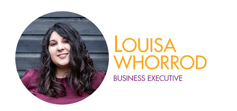 Louisa Whorrod, Business Executive