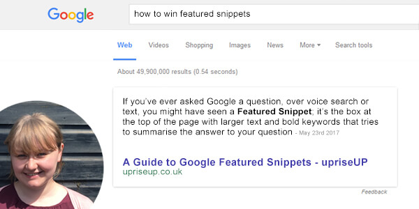 A Guide To Google Featured Snippets