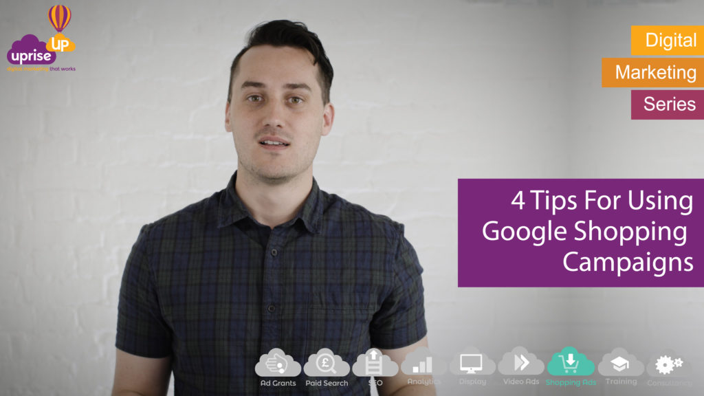 Ben's Vlog, 4 tips for using Google Shopping Campaigns