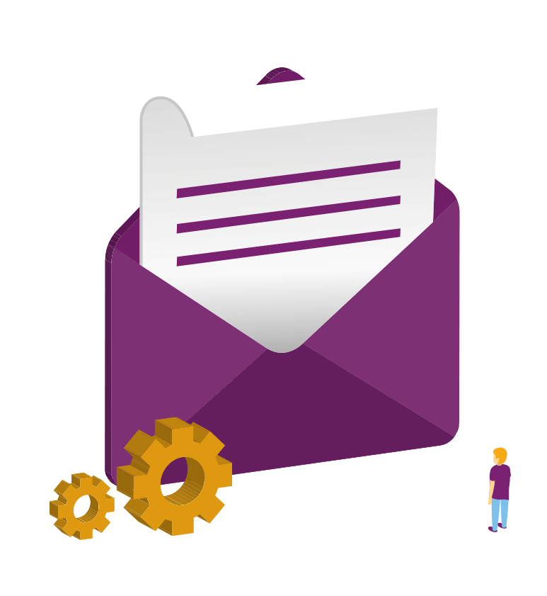 Get In Touch Envelope Icon
