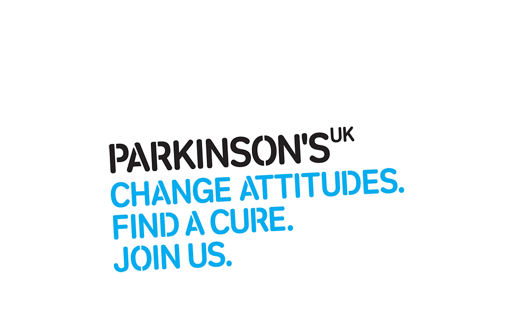 Parkinson's UK Case Study logo Cloud