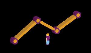 Benchmarking & Data Analysis Icon