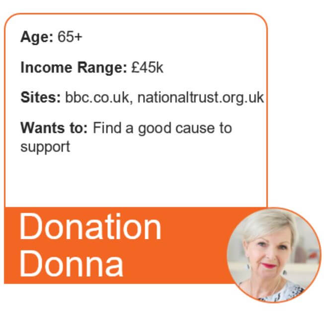 Donation Donna Charity Persona