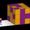 Rubix Cube square