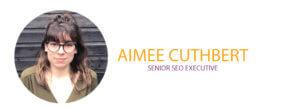Aimee, Senior SEO Executive