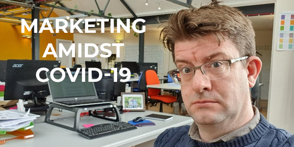 Marketing amidst covid-19
