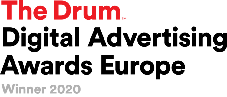 The Drum Digital Advertising Awards Europe, Winners 2020