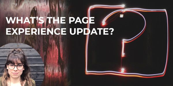 what's the page experience update?
