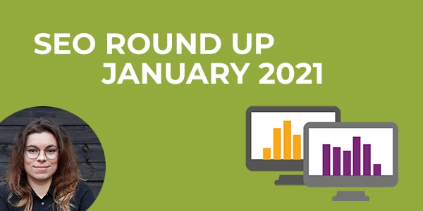 SEO Round Up January 2021