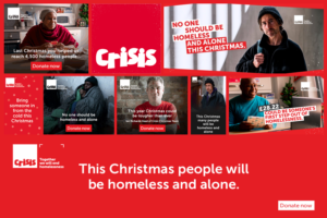 Uprise Up Crisis at Christmas Campaign